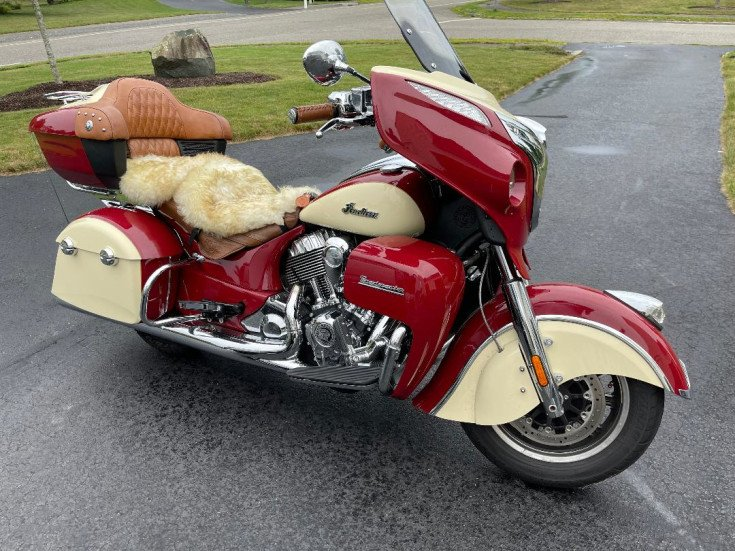 2015 Indian Roadmaster for sale 201148049