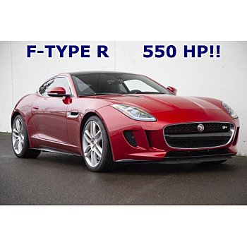 2015 Jaguar F-TYPE R Coupe for sale 101087771