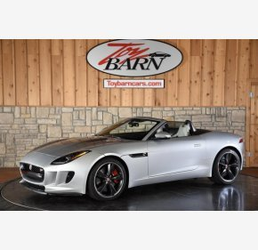 2015 Jaguar F-TYPE S Convertible for sale 101220435
