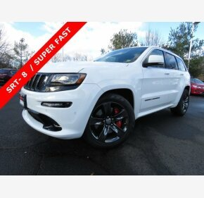 2015 Jeep Grand Cherokee 4WD SRT8 for sale 101059371
