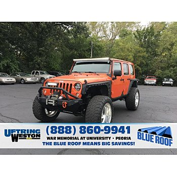 2015 Jeep Wrangler 4WD Unlimited Sahara for sale 101025085
