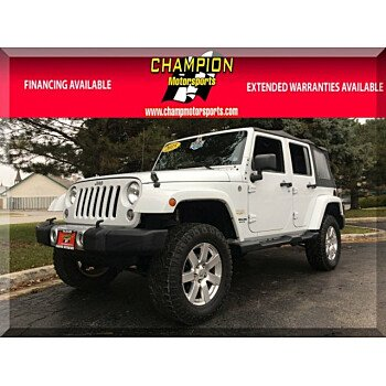 2015 Jeep Wrangler 4WD Unlimited Sahara for sale 101028845