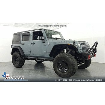 2015 Jeep Wrangler 4WD Unlimited Rubicon for sale 101071705