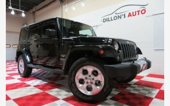 2015 Jeep Wrangler 4WD Unlimited Sahara for sale 101083913