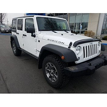 2015 Jeep Wrangler 4WD Unlimited Rubicon for sale 101110654
