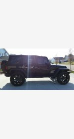 2015 Jeep Wrangler 4WD Unlimited Sport for sale 100740753