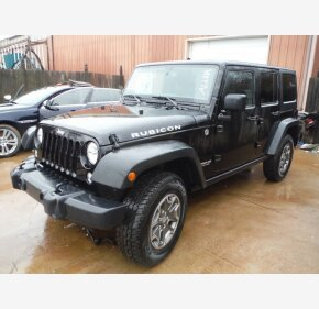 2015 Jeep Wrangler 4WD Unlimited Rubicon for sale 100742443