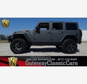2015 Jeep Wrangler 4WD Unlimited Sport for sale 100968574