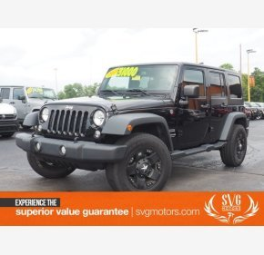 2015 Jeep Wrangler 4WD Unlimited Sport for sale 101024515