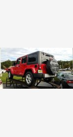 2015 Jeep Wrangler 4WD Unlimited Sahara for sale 101028084