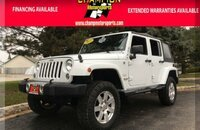 2015 Jeep Wrangler 4WD Sahara for sale 101028845