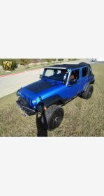 2015 Jeep Wrangler 4WD Unlimited Sport for sale 101057430