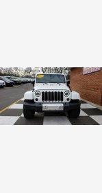2015 Jeep Wrangler 4WD Unlimited Sahara for sale 101062345