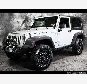2015 Jeep Wrangler 4WD Rubicon for sale 101076092