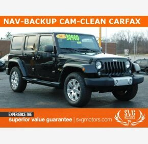 2015 Jeep Wrangler 4WD Unlimited Sahara for sale 101077261