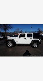 2015 Jeep Wrangler 4WD Unlimited Sport for sale 101077604