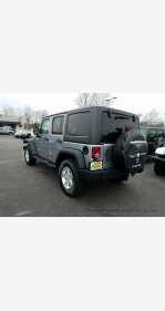 2015 Jeep Wrangler 4WD Unlimited Sport for sale 101098477