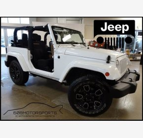 2015 Jeep Wrangler 4WD Sahara for sale 101099141