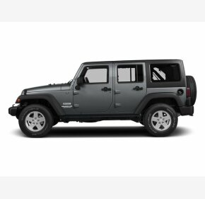 2015 Jeep Wrangler 4WD Unlimited Sport for sale 101107149