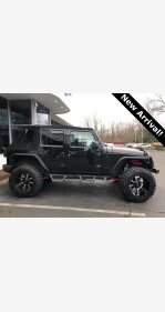 2015 Jeep Wrangler 4WD Unlimited Rubicon for sale 101113470