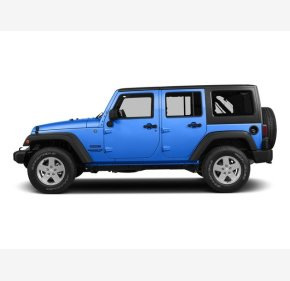2015 Jeep Wrangler 4WD Unlimited Sahara for sale 101113577