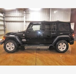 2015 Jeep Wrangler 4WD Unlimited Sport for sale 101115819
