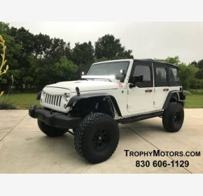 2015 Jeep Wrangler 4WD Unlimited Sport for sale 101126543