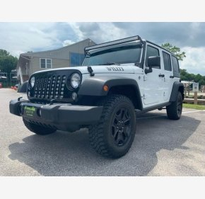 2015 Jeep Wrangler 4WD Unlimited Sport for sale 101148925
