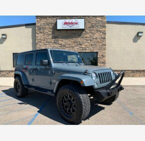 2015 Jeep Wrangler 4WD Unlimited Sahara for sale 101167413