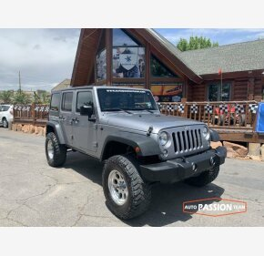 2015 Jeep Wrangler 4WD Unlimited Sport for sale 101173175