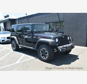 2015 Jeep Wrangler 4WD Unlimited Rubicon for sale 101175114
