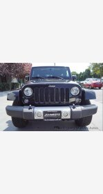 2015 Jeep Wrangler 4WD Unlimited Sahara for sale 101181471
