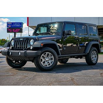 2015 Jeep Wrangler 4WD Unlimited Rubicon for sale 101182491