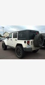 2015 Jeep Wrangler 4WD Unlimited Sahara for sale 101183251