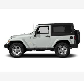 2015 Jeep Wrangler 4WD Sahara for sale 101186327