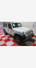 2015 Jeep Wrangler 4WD Unlimited Sport for sale 101199380
