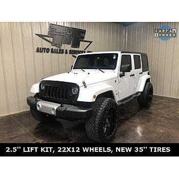 2015 Jeep Wrangler 4WD Unlimited Sahara for sale 101204901