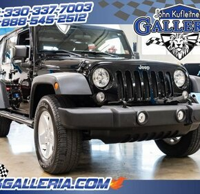 2015 Jeep Wrangler 4WD Unlimited Sport for sale 101206350