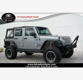 2015 Jeep Wrangler 4WD Unlimited Sport for sale 101216400