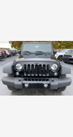2015 Jeep Wrangler 4WD Unlimited Sport for sale 101221469