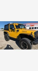2015 Jeep Wrangler 4WD Sport for sale 101222807