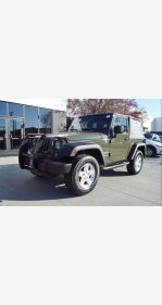 2015 Jeep Wrangler 4WD Sport for sale 101223549