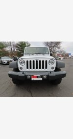 2015 Jeep Wrangler 4WD Sport for sale 101235481
