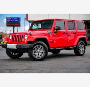 2015 Jeep Wrangler 4WD Unlimited Sahara for sale 101240436