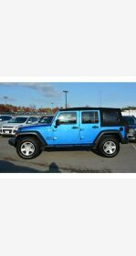 2015 Jeep Wrangler 4WD Unlimited Sport for sale 101241432