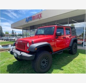 2015 Jeep Wrangler for sale 101241553