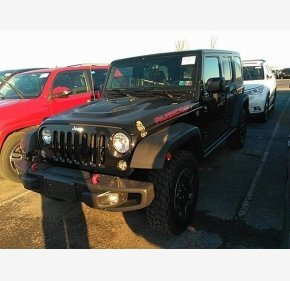 2015 Jeep Wrangler 4WD Unlimited Rubicon for sale 101245202