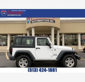 2015 Jeep Wrangler 4WD Sport for sale 101245990