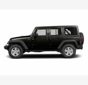 2015 Jeep Wrangler 4WD Unlimited Sahara for sale 101247885