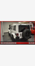 2015 Jeep Wrangler 4WD Unlimited Sahara for sale 101259536